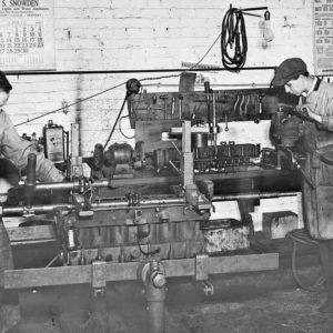 Auto Machine Shop Line Boring In 1931 1080x650
