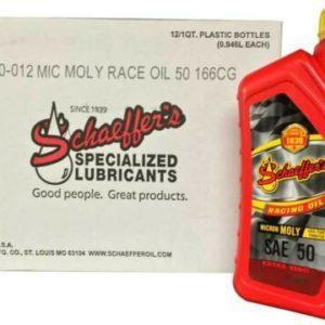 Micron Moly Racing Oil Sae 50w # 44954 00085 12 Quart Case