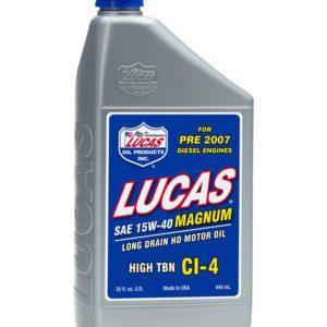 15 40qt Mag Oil